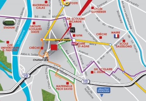 Plan Albion à Toulouse