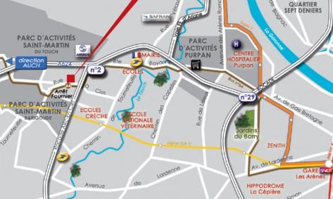 Plan Programme Végétalia à Toulouse